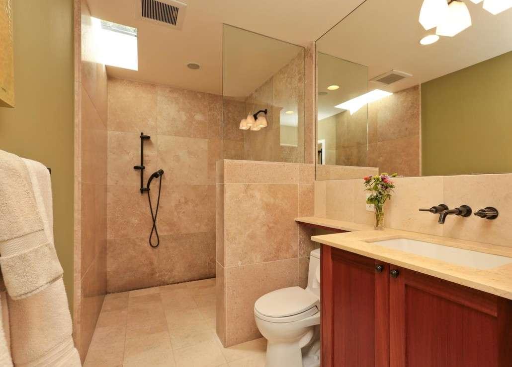 Master Bathroom Walk In Shower Pictures Bathroom Design