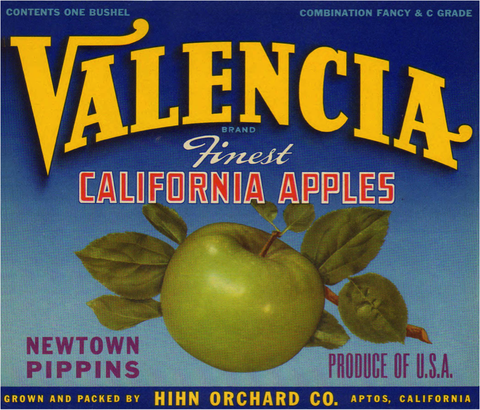 Valencia-apples