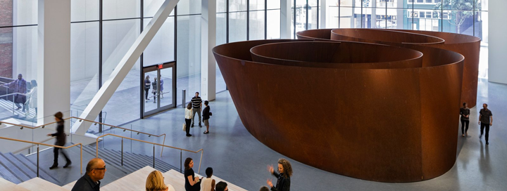 San francisco museum of modern art sfmoma reopens for San francisco contemporary art museum